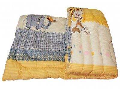 Одеяло TAG - Лебяжий пух Жираф, 145 х 215 см