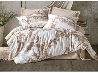 Постельное белье Cotton Box - Loren, евро комплект