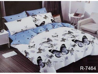 Постельное белье TAG - R7464, евро комплект