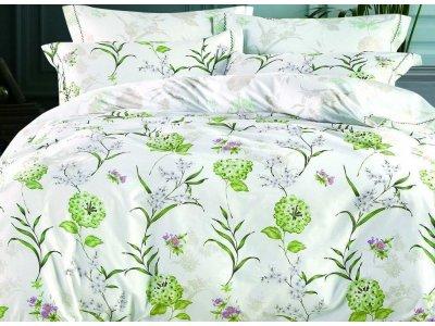 Постельное белье Вилюта - 19015, двухспальный комплект