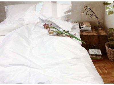 Постельное белье Вилюта - Белый, двухспальный комплект